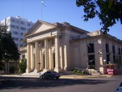 Banco Nación sucursal Junín