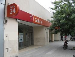 Banco Galicia sucursal Martinez