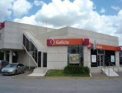 Banco Galicia sucursal Parque Industrial Pilar
