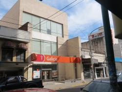 Banco Galicia sucursal Quilmes