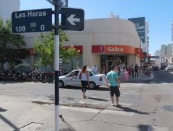 Banco Galicia sucursal Bahía Blanca