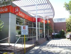 Banco Galicia sucursal Golf San Isidro