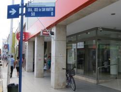 Banco Galicia sucursal San Nicolás