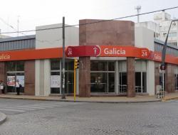 Banco Galicia sucursal Tandil