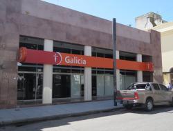 Banco Galicia sucursal Tres Arroyos