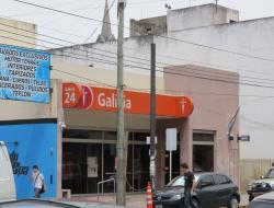 Banco Galicia sucursal Caseros