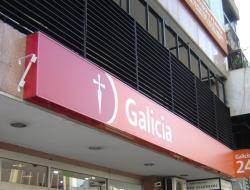 Banco Galicia sucursal Belgrano Norte