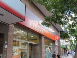 Banco Galicia sucursal Flores