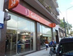 Banco Galicia sucursal Banfield