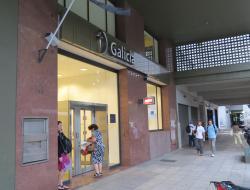 Banco Galicia sucursal Paseo Colón