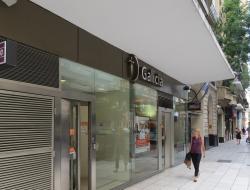 Banco Galicia sucursal Callao y Arenales