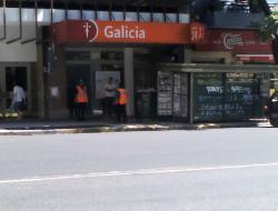 Banco Galicia sucursal Facultad de Ciencias Económicas
