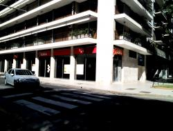 Banco Galicia sucursal Plaza Alemania