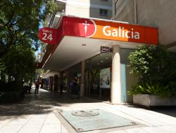 Banco Galicia sucursal Plaza Grand Bourg
