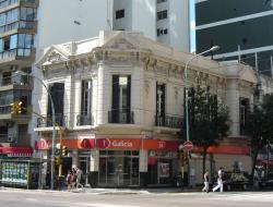 Banco Galicia sucursal Jardín Botánico