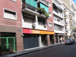 Banco Galicia sucursal Monserrat
