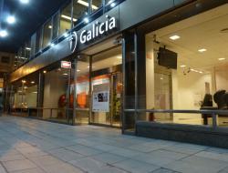 Banco Galicia sucursal Retiro