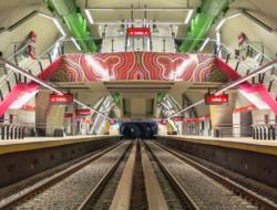Estación Juan Manuel de Rosas del Subte B