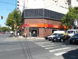 Banco Galicia sucursal Paternal