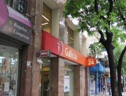 Banco Galicia sucursal Avenida Entre Ríos