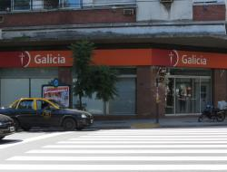 Banco Galicia sucursal San Cristobal