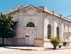 Banco Nación sucursal Benito Juarez