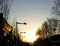 Estación Migueletes del Tren Mitre