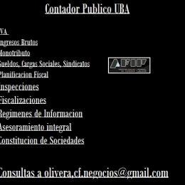 Contador Público - Consultas Gratis