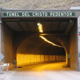 Tunel del Cristo Redentor